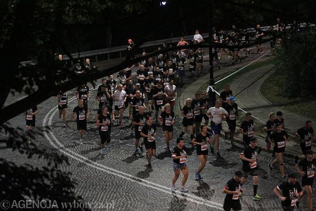 Zdjęcie numer 41 w galerii - Rekord frekwencji na Biegu Powstania Warszawskiego. Prawie 11,5 tysięcy biegaczy przebiegło ulicami Warszawy [ZDJĘCIA]