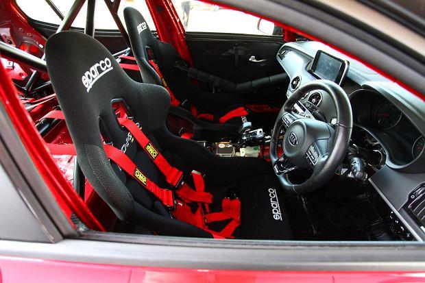 Wyczynowa Kia Stinger GT 420