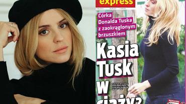 Kasia Tusk w ciąży?