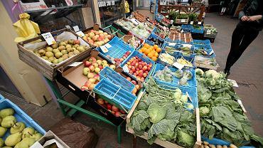 Warzywa. Ceny żywności rosną, inflacja przyspiesza