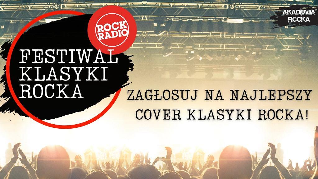 Festiwal Klasyki Rocka - głosowanie