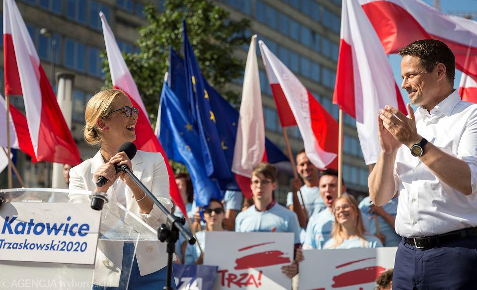 Wybory 2020. Ziemowit Gowin zagłosuje na Trzaskowskiego