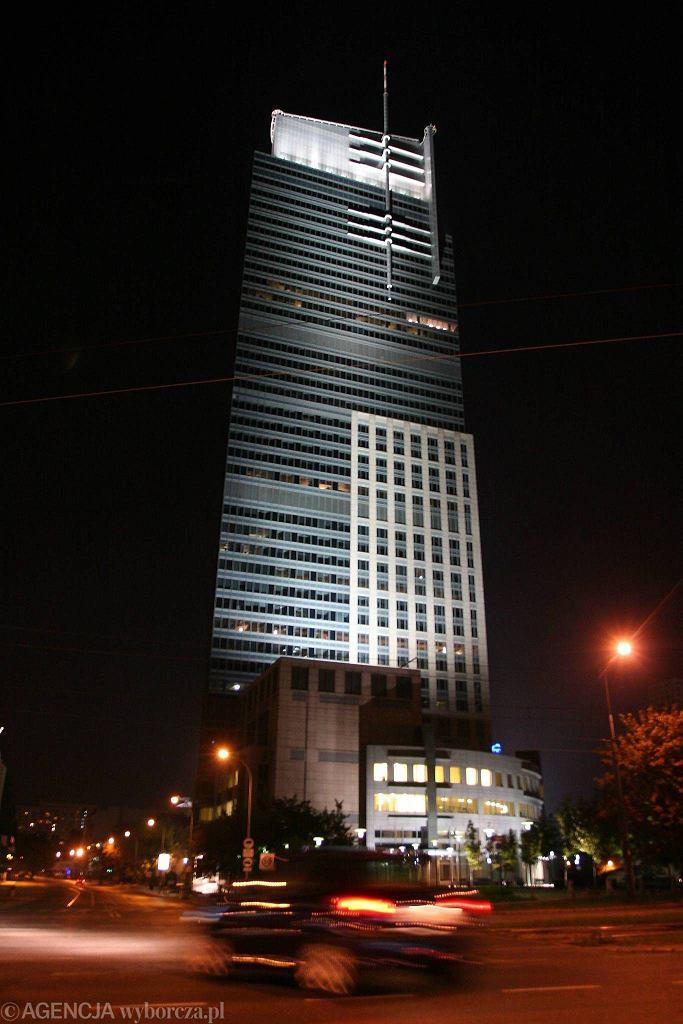 Warsaw Trade Tower / ALINA GAJDAMOWICZ