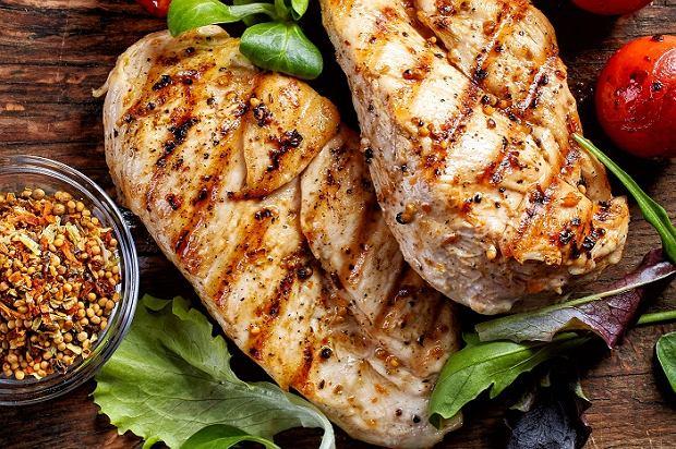 Kurczak z ostrą papryką