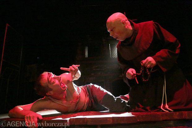 'Dziady. Noc Druga'. Premiera w Teatrze Wierszalin
