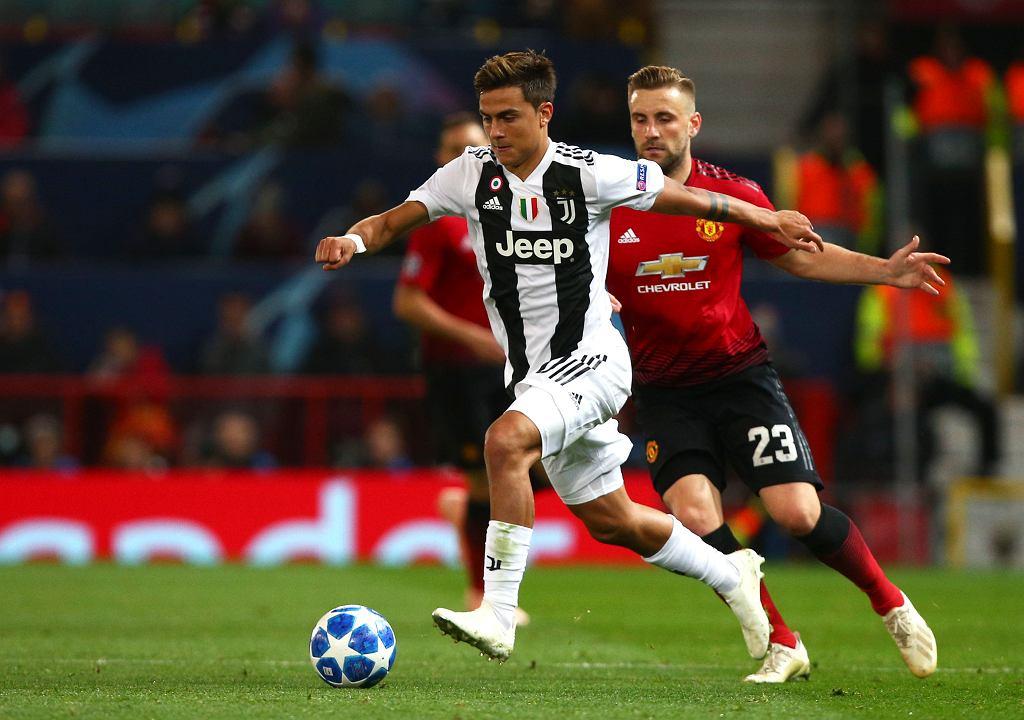 Paulo Dybala strzelił zwycięskiego gola dla Juve