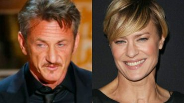 Sean Penn i Robin Wright
