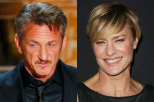 Sean Penn i Robin Wright