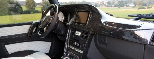 Mansory G63 Gronos Black Edition
