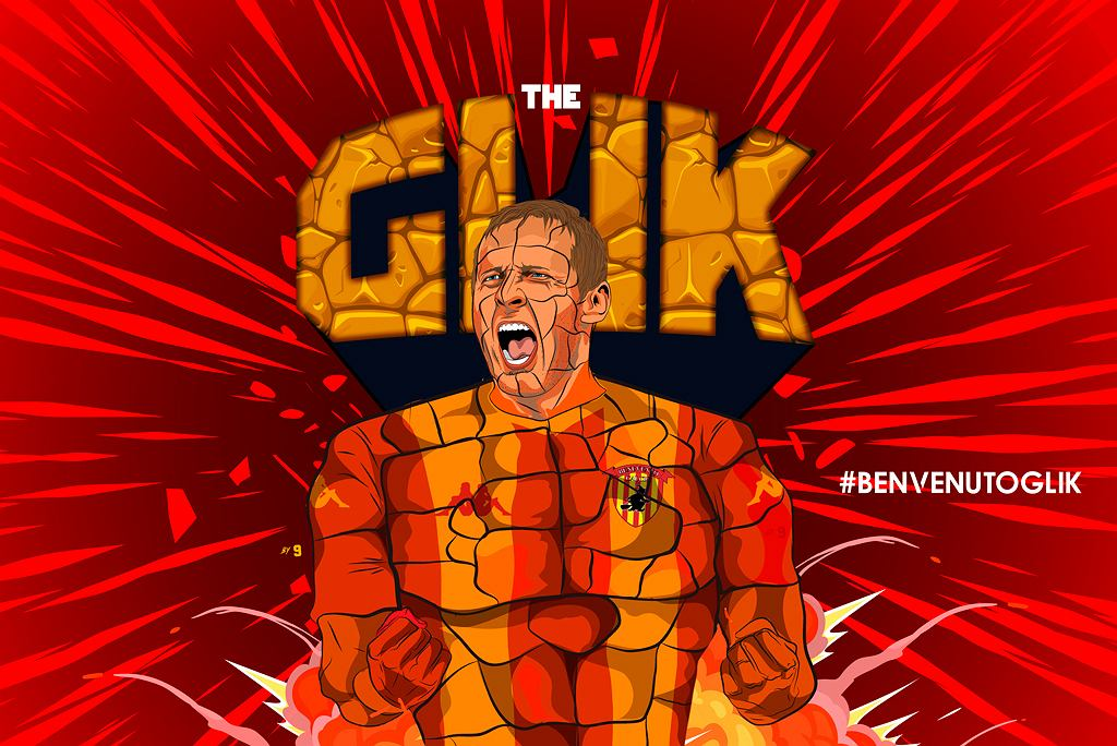 Kamil Glik piłkarzem Benevento