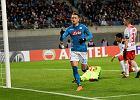 Liga Europy. Zwycięstwo Napoli i gol Zielińskiego