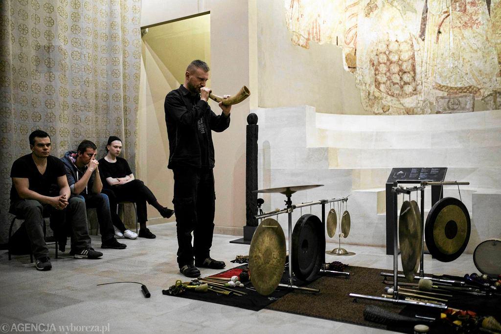 Koncert zespolu Hati w Galerii Faras w Muzeum Narodowym / ADAM STĘPIEŃ
