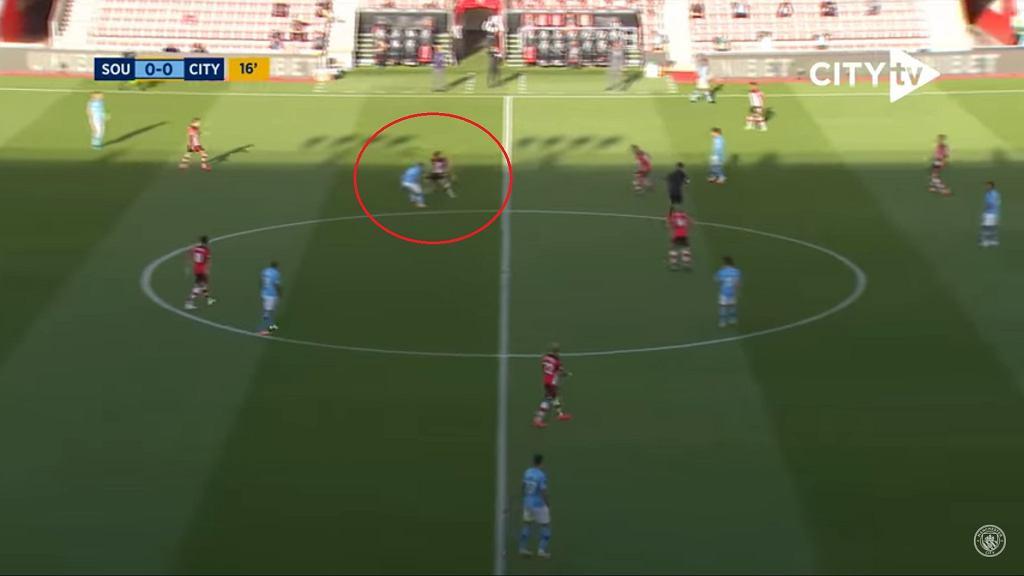 Strata w meczu z Southampton