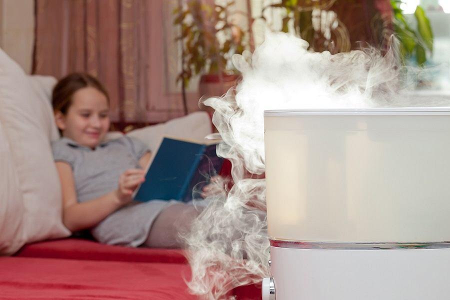 Kolorowe, zabawne, praktyczne - nawilżacze powietrza do dziecięcego pokoju