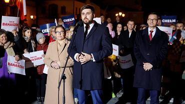 Jakub Banaszek nowym prezydentem Chełma