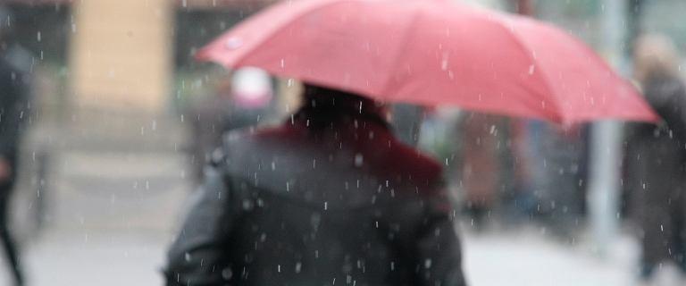 Pogoda na środę. Weźcie ze sobą parasolki