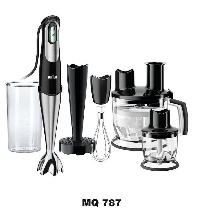 Blender Multiquick 7 Gourmet (MQ787)