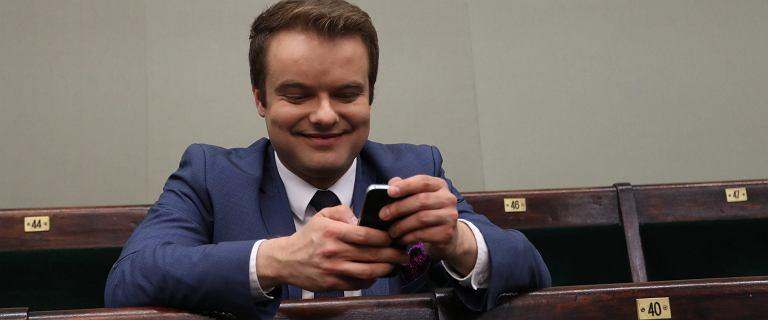 Były rzecznik rządu Rafał Bochenek rezygnuje z dyrektorskiej posady w PGNiG
