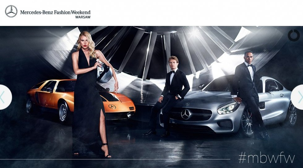 Mercedes-Benz Fashion Weekend Warsaw 2015