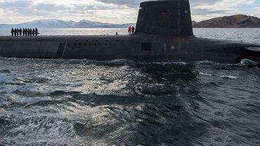 Łódź podwodna brytyjskiej marynarki wojennej