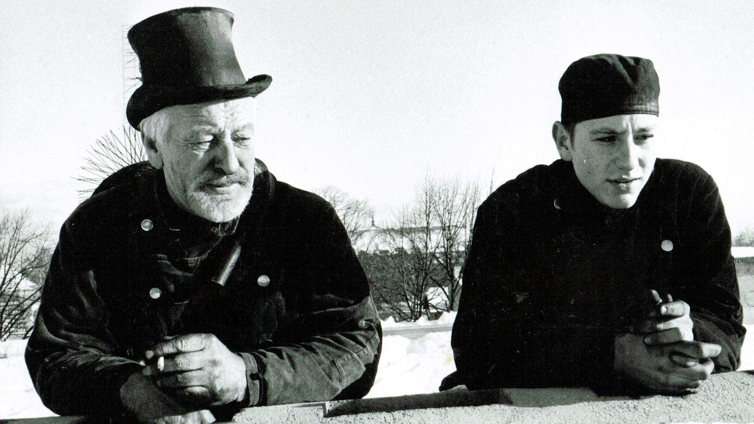 Erwin i Maciej Zelgertowie