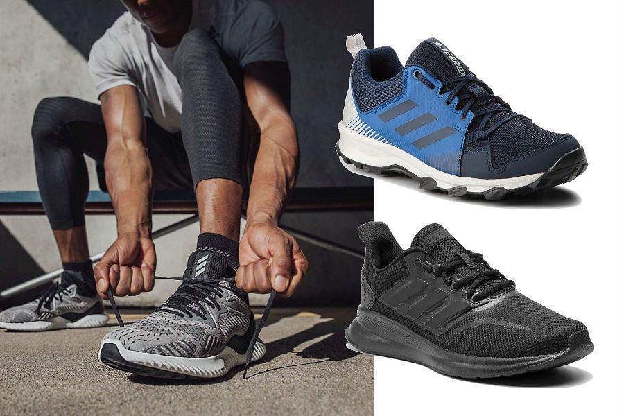 Buty do biegania Adidas męskie
