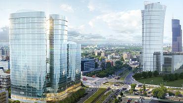The Warsaw HUB - projekt