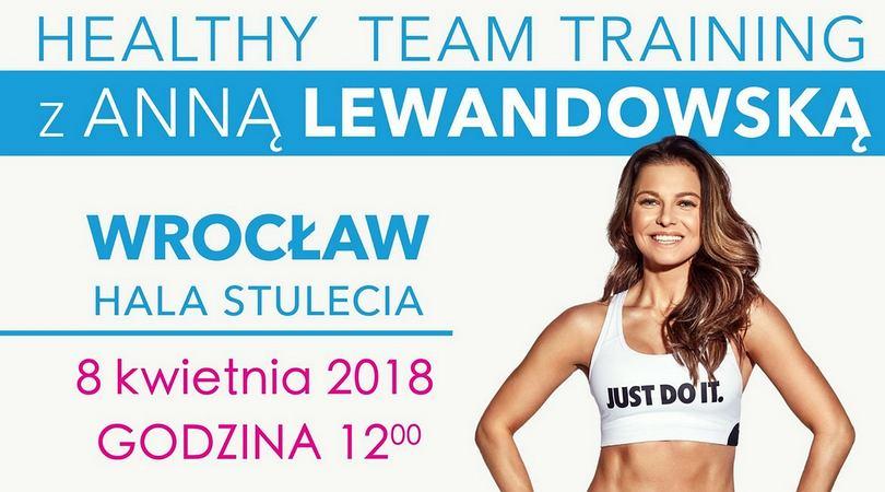 Regulamin konkursu treningu z Anią Lewandowską
