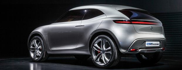 Elektryczny SUV Mercedesa zadebiutuje w Paryżu