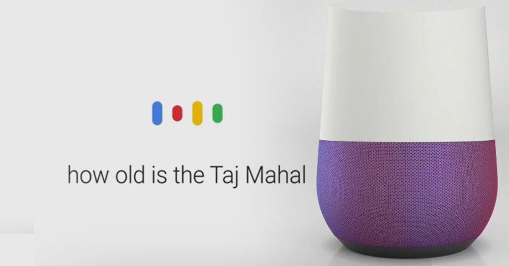 Google Assistant i Google Home - nowa usługa i nowy produkt Google