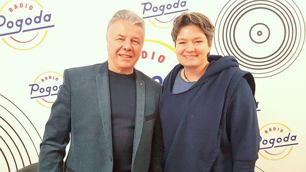 Gościem programu 'Wieczór autorki' był Emilian Kamiński, cała rozmowa do odsłuchania na www.radiopogoda.pl