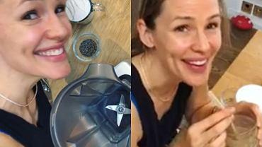 Jennifer Garner pokazała przepis na ulubione smoothie