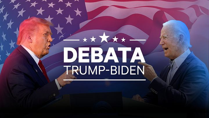 Debata Donald Trump vs. Joe Biden