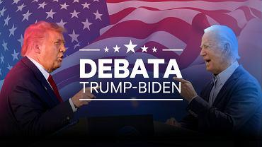 Debata Donald Trump vs. Joe Biden