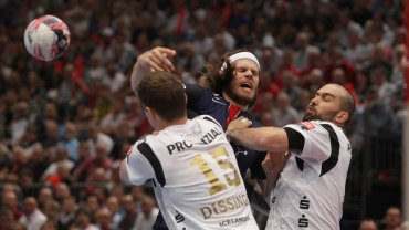 Final Four 2016: Mecz THW Kiel - PSG