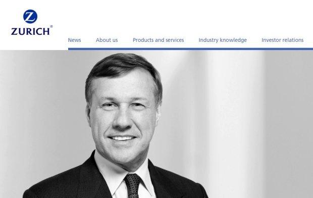 Były prezes Zurich Insurance popełnił samobójstwo