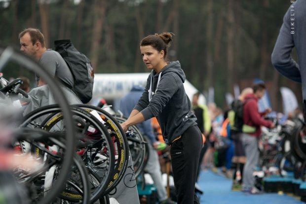 Joanna Jabłczyńska przed startem
