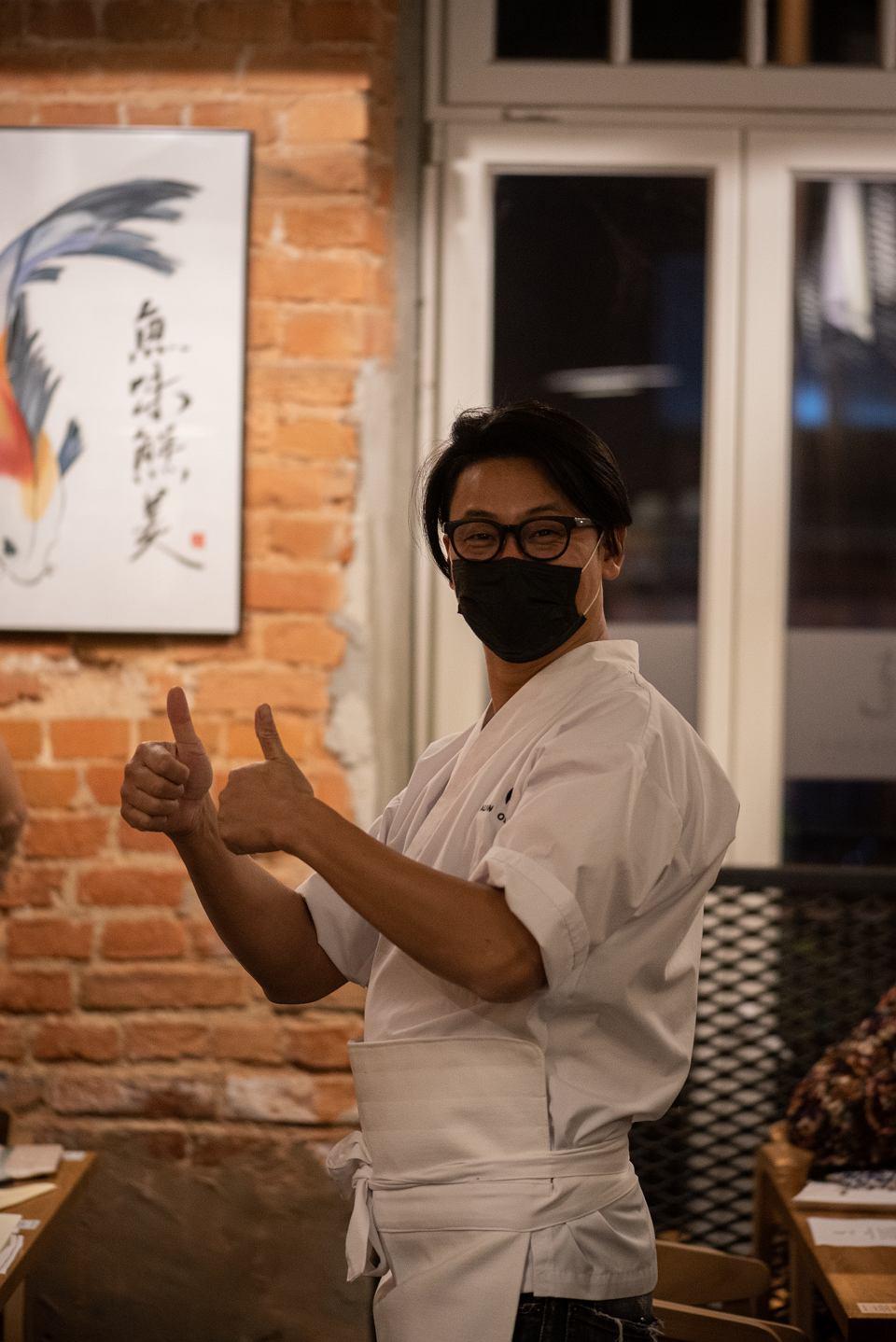 Zdjęcie numer 1 w galerii - Sekretem dobrego sushi jest ryż zdradza Alon Than, mistrz świata w robieniu sushi