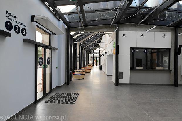 Zdjęcie numer 11 w galerii - Była rudera. Teraz jest nowoczesny dworzec za 17 milionów złotych