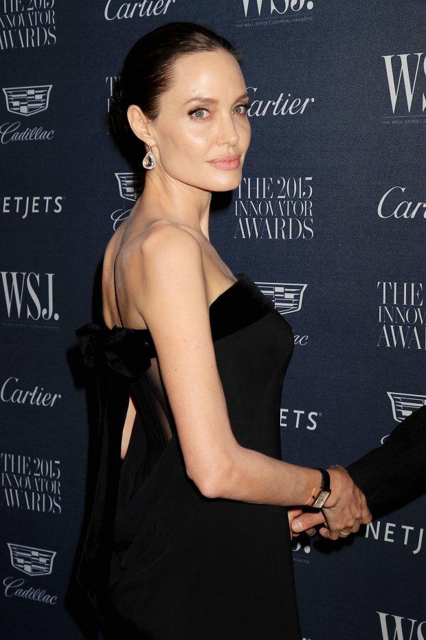 Angelina Jolie WSJ Magazine Innovator Awards 2015