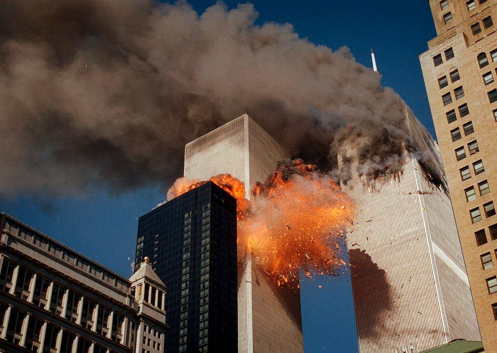 Zamach na WTC, 11 września 2001