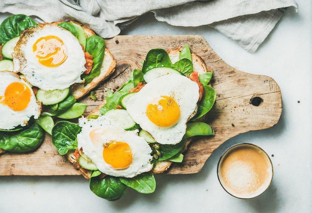 Jajko sadzone to kolejna kultowa odsłona jajek.