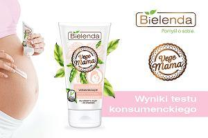 Wyniki testu konsumenckiego Wegańskiego serum wzmacniającego przeciw rozstępom z nowej linii Vege Mama marki Bielenda. Jak spodobał się przyszłym mamom?