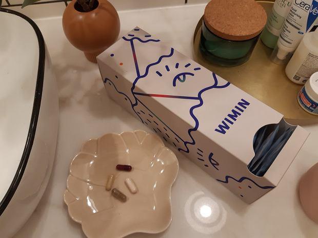 Suplement diety Wimin