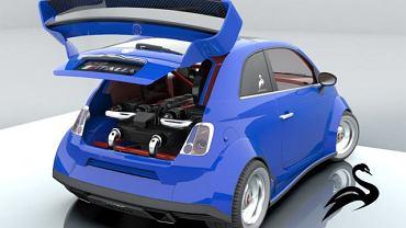 Fiat 550 Italia Concept