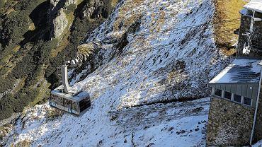 Inwersja w Tatrach