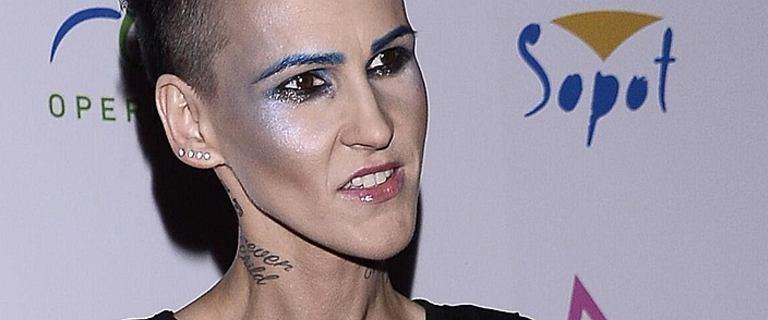 Chylińska bez grama makijażu na twarzy. Internauci zachwyceni