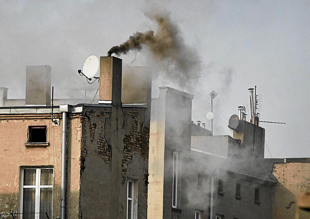 В Польше больше всего вредных примесей в воздухе среди стран ЕС. Из-за этого ежегодно умирает 46 тыс. поляков