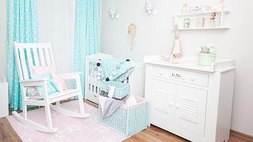 Pastelowy pokój dziewczynki
