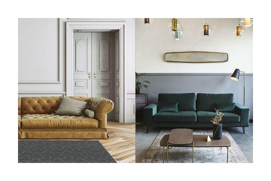 Dywany Carpet Decor: Cube Golden i Altay Cream